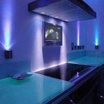 1 x Ampoule LED Dimmable GU10 6W à culot de Qualité Supérieure pour Projecteur à Lampe de Couleur Bleu de la marque YAYZA! image 2 produit