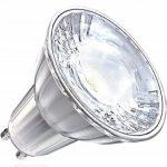 10x greenandco® Spot à LED GU10 7W équivalent 45-50W, 540lm 3000K blanc chaud COB LED 38° 230V AC non graduable de la marque greenandco image 1 produit