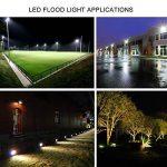 150W Projecteur led IP65 étanche pour l'extérieur Projecteur LED Exterieur 15000lm blanc froid 6000K Spot Led Extérieur, 750W halogène équivalente, Lampes de sécurité, Floodlight de la marque LEDMO image 2 produit