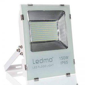 150W Projecteur led IP65 étanche pour l'extérieur Projecteur LED Exterieur 15000lm blanc froid 6000K Spot Led Extérieur, 750W halogène équivalente, Lampes de sécurité, Floodlight de la marque LEDMO image 0 produit