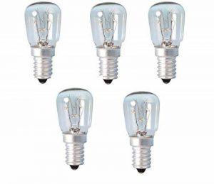 15W Transparent SES E14 Poirette pack of 5 Par Doubles Plus de la marque Spares + image 0 produit