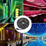 1M / 2M / 3M / 4M faible consommation d'énergie 5050 RVB USB LED Light Strip 4PIN Super lumineux TV Retour Kits de lumière de la marque JullyeleFRgant image 4 produit