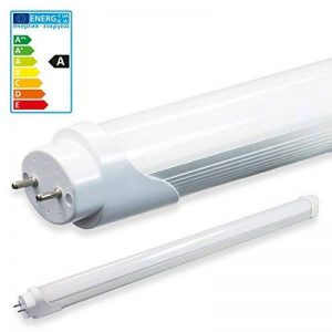 1x LEDVero Tubes LED T8 60cm - 8W Ton:blanc chaud (WW) de la marque LEDVero image 0 produit