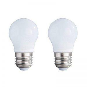 2-Pack Non-dimmable 3w (15w équivalent) Blanc 4000K LED Light A45 Ampoules E27 Base 270 degré Beam Angle de la marque GY-LIGHTING image 0 produit