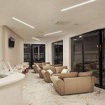 2 x Auralum® 60cm Blanc Chaud 2800~3200K 10W 1085LM T8 G13 LED Lumière Fluorescente. Tube avec Couverture Rayée. LED Starter équivaut 18W de la marque AuraLum image 3 produit