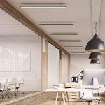 2 x Auralum® 60cm Blanc Chaud 2800~3200K 10W 1085LM T8 G13 LED Lumière Fluorescente. Tube avec Couverture Transparente. LED Starter équivaut 18W de la marque AuraLum image 4 produit