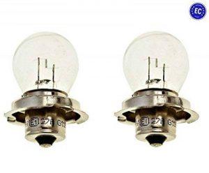 2x Lampe Ampoule 15W P26S 12V–Pour Roller Phare de la marque BISOMO® image 0 produit