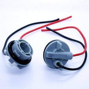2x Lampe Version–BA15S versions Câble prise Culot Douille de la marque LED-Mafia image 0 produit