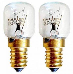 2x Philips 25W SES E14Petit culot à vis Pygmy lamps > 300degrés C micro-ondes/four ampoules nominale Lot de la marque Philips image 0 produit