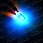 2 x T10 Bleu Xenon à incandescence halogènes 501 W5W ampoules sans culot latéral-cigare 12 V de la marque Lighter Price Auto Bulbs image 1 produit