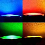20W LED RGB Par38 Spot LED RVB haute luminosité LED éclairage changeant de couleur Lampada LED Bombillas lampe Flood télécommande de la marque Heraihe image 2 produit