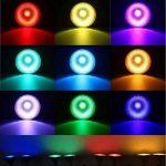 20W LED RGB Par38 Spot LED RVB haute luminosité LED éclairage changeant de couleur Lampada LED Bombillas lampe Flood télécommande de la marque Heraihe image 4 produit