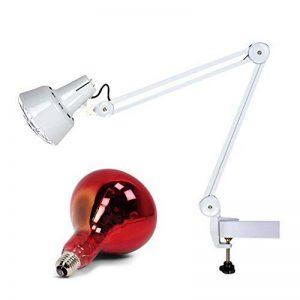 220V Lampe de Thérapie Infrarouge Lampe Chauffante pour Thermothérapie Soulager Les Douleurs de la marque Prit2016 image 0 produit