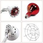 220V Lampe de Thérapie Infrarouge Lampe Chauffante pour Thermothérapie Soulager Les Douleurs de la marque Prit2016 image 3 produit
