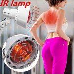 220V Lampe de Thérapie Infrarouge Lampe Chauffante pour Thermothérapie Soulager Les Douleurs de la marque Prit2016 image 2 produit