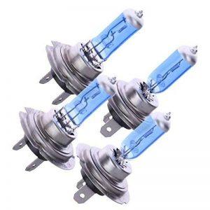 4ampoules JJOnlineStore Xénon HID H7 de 100W 12V extrêmement brillantes pour phare de voiture ou de véhicule UK de la marque JJOnlineStore image 0 produit