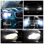 4ampoules JJOnlineStore Xénon HID H7 de 100W 12V extrêmement brillantes pour phare de voiture ou de véhicule UK de la marque JJOnlineStore image 3 produit
