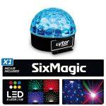 4 jeux de lumière Effet OVNI + Stroboscope + Ampoule E27 RVB + Dôme ASTRO de la marque Lytor image 2 produit