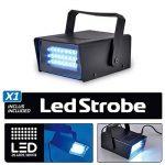 4 jeux de lumière Effet OVNI + Stroboscope + Ampoule E27 RVB + Dôme ASTRO de la marque Lytor image 4 produit