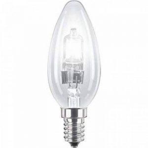 5 42w halogène B35 E14 SES à économie d'énergie 42w = 55 W Bulbes 220–240 V lumière -PHILIPS ECOCLASIC 30 de la marque Philips image 0 produit