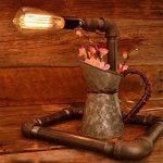 5×Neverland E27 40W Edison Rétro Lampe Antique Vintage Incandescence Ampoules Poire à cage d'écureuil Filament 50V-240V ST64 de la marque Neverland image 3 produit