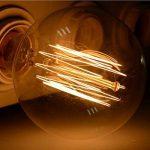 5×Neverland E27 40W Edison Rétro Lampe Antique Vintage Incandescence Ampoules Poire à cage d'écureuil Filament 50V-240V G95 de la marque Neverland image 4 produit