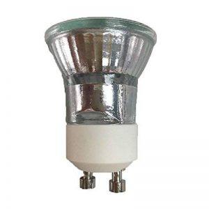 5 x Mini Ampoules GU10 halogène lampe lumière éclairage blanc chaud 220V 35W +C (35 mm) Ampoule halogène de la marque HoneyFly image 0 produit