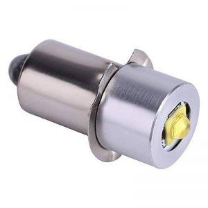 5W 6-24V Ampoule LED de Rechange de Haute luminosité P13.5S pour Lampe de Poche de la marque Zerodis image 0 produit