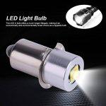 5W 6-24V Ampoule LED de Rechange de Haute luminosité P13.5S pour Lampe de Poche de la marque Zerodis image 2 produit
