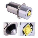 5W 6-24V Ampoule LED de Rechange de Haute luminosité P13.5S pour Lampe de Poche de la marque Zerodis image 4 produit