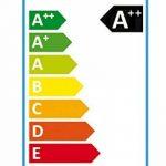 5x greenandco® Ampoule à Filament LED dépolie graduable E27 8W (équivalent 70W) 1000lm 2700K (blanc chaud) 360° 230V AC Verre de la marque greenandco image 2 produit