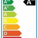 5x greenandco® IRC 90+ Ampoule à Filament LED dépolie E14 G45 3W (équivalent 28W) 300lm 2700K (blanc chaud) 360° 230V AC Verre, aucun scintillement de la marque greenandco image 4 produit