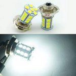 6 V 15 W Super Blanc LED SMD 5050 P26S Phare Ampoules, Scooter Moto Cyclomoteur voiture ampoule halogène de rechange, 2 Pack de la marque JY image 1 produit