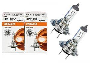 64210L LONG LIFE OSRAM H7 12V 55W lampe de phare de voiture (ampoule) 2 pièces de la marque Osram image 0 produit