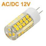 6X MENGS® G4 Lampe à LED 6W AC/DC 12V Blanc Froid 6500K 63x2835 SMD Avec ACRYLIC et Céramique de la marque MENGS® image 1 produit