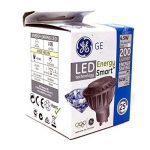 84.5W Watt ampoules LED à intensité variable GE de marque GU10Blanc froid 4000Kelvin de la marque General Electric image 2 produit