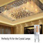 Acorn 3W G9ampoules LED, 30W Ampoule halogène équivalent, Blanc chaud, 360° Angle de faisceau, ampoule G9–Lot de 5[Classe énergétique A +] de la marque AcornSolution image 1 produit
