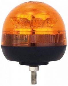 adluminis LED Gyrophare Petit (120mm de hauteur) avec aufsch Raub Socket M12filetage, ECE R65Autorisation routière, pour 12V et 24V Tension de la marque AdLuminis image 0 produit