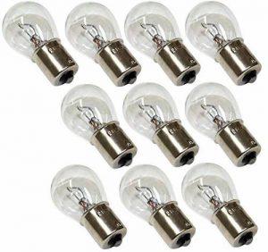 Aerzetix: Lot de 10 ampoules 24V P21W pour camion semi remorque - C1684 de la marque AERZETIX image 0 produit