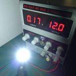 AGLINT 20X Ampoules T10 LED CANBUS Sans Erreur Voiture Lampe 12V Blanc Pas De Polarité Conçu T10 W5W 2825 174 Wedge Intérieur De Voiture Lumière Dôme Carte Côté Marqueur Courtois Feux De Plaque D'immatriculation de la marque AGLINT image 4 produit