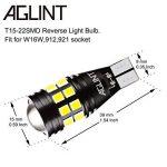 AGLINT T15 W16W LED Ampoule CANBUS Sans Erreur 3030 22SMD Extrêmement Lumineux 912 921 Ampoules Pour Auto LED Sauvegarde Inversée Ampoule, Xenon Blanc (T15 21SMD) de la marque AGLINT image 2 produit
