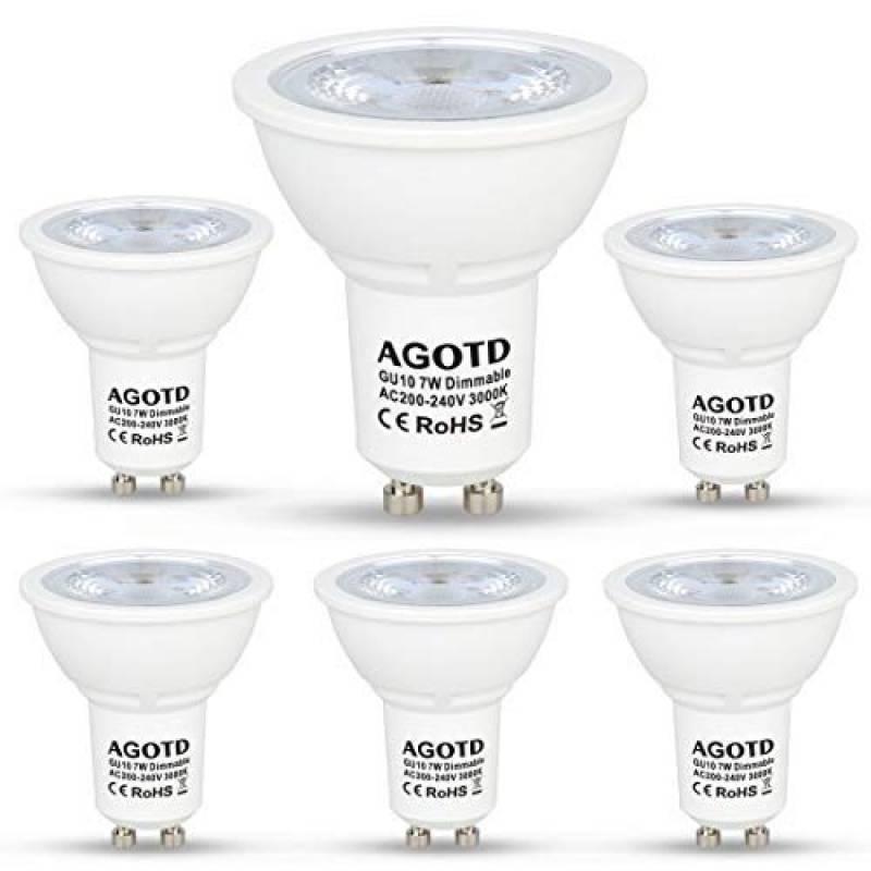 Comparatif 2019 Gu10 Pour Ampoule Compatible Notre Led Variateurgt; Y7gfvb6y