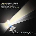 AGPTEK 2X H7 Ampoules Auto Xénon 12V 55W Phares Voiture Ampoules Auto Moto Super Brillant Lampe Ampoule Halogène Véhicule de la marque AGPTEK image 1 produit