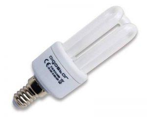 Aigostar 140915 Ampoule LED T2 3U 9 W Petit culot et lumière froide A+ 230V E14 de la marque Aigostar image 0 produit
