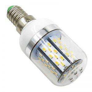 Aiyowei E145W Ampoule LED Maïs Ampoule avec couvercle 78–3014SMD AC/DC 12V-24V Explosion Proof Bougie lumières Blanc chaud 3000K (lot de 2) de la marque AIYOWEI image 0 produit