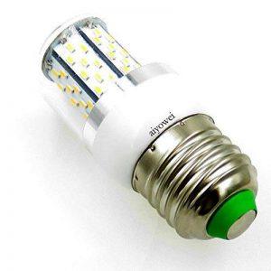 Aiyowei E275W Ampoule LED Maïs Ampoule avec couvercle 78–3014SMD AC/DC 12V-24V Explosion Proof Bougie lumières Blanc chaud 3000K (lot de 2) de la marque AIYOWEI image 0 produit