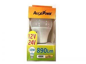 ALCAPOWER - Classique Lampe Ampoule Led 9-30VDC 10W E27 Natural Alcapower 929931 de la marque ALCAPOWER image 0 produit
