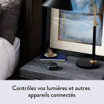 Amazon Echo Dot (2ème génération), Blanc + Kit de démarrage Philips Hue White & Color E27 (3 ampoules + pont de connexion Hue + télécommande Hue) de la marque image 2 produit