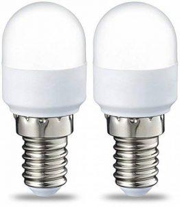 AmazonBasics Ampoule LED E14 T25, avec culot à vis, 1.8 W (équivalent ampoule incandescente de 15 W), blanc froid - Lot de 2 de la marque AmazonBasics image 0 produit