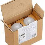 AmazonBasics Ampoule LED E27 A60 avec culot à vis, 10W (équivalent ampoule incandescente 75W), blanc froid - Lot de 2 de la marque AmazonBasics image 2 produit
